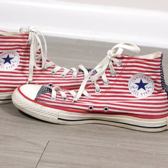 Converse Chuck Taylor American Flag Sneakers
